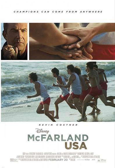 disney mcfarland