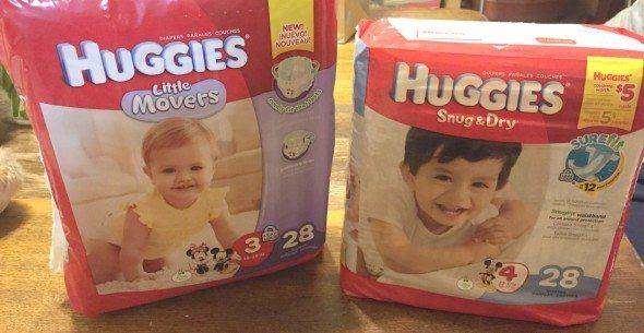 Huggies MomsTrustHuggies
