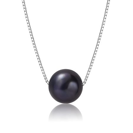 avalon black pearl pendant