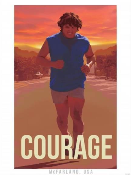 mcfarland courage
