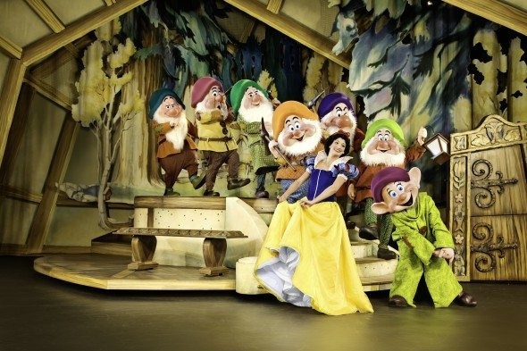 Snow White Disney Live Nassau Coliseum