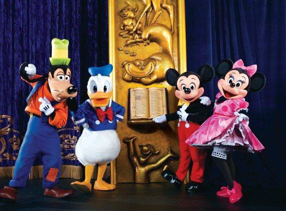 Disney Fairy Tales Nassau Coliseum