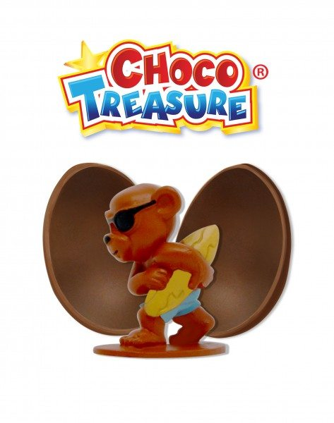 Choco Treasure Surprise eggs