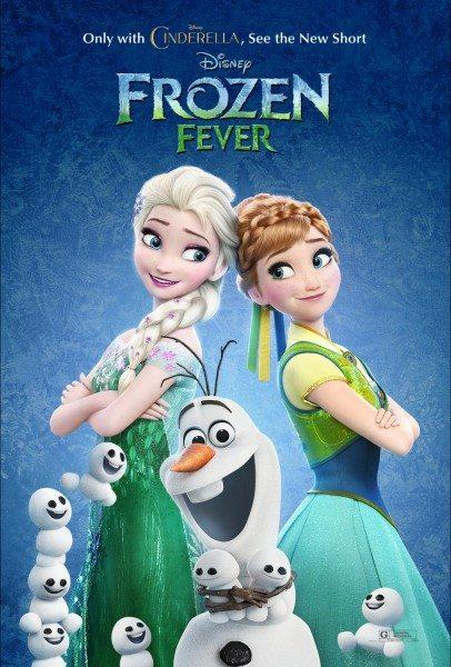 FrozenFeverPoster