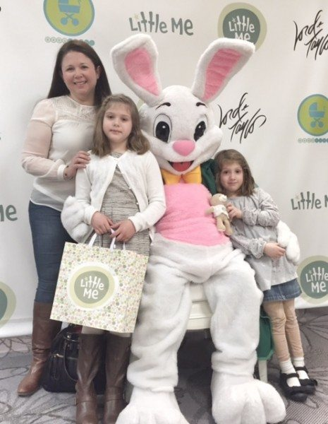 Easter at Lord and Taylor