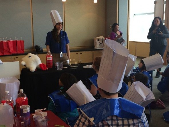 lsc cooking demo