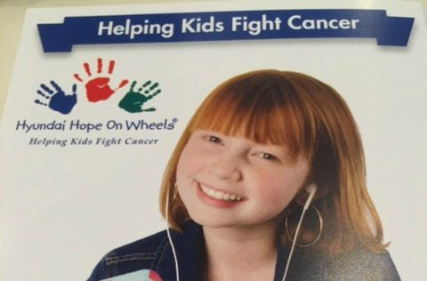 Helping Kids fight cancer