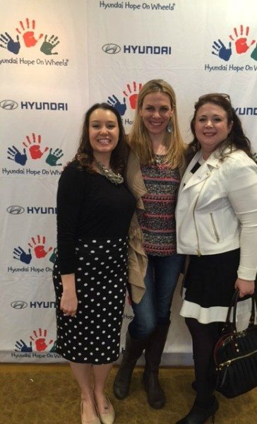 Hyundai Hope on wheels The Moms