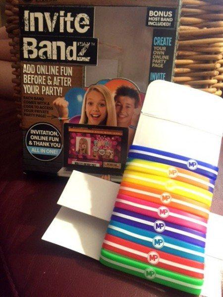 Invite Bandz