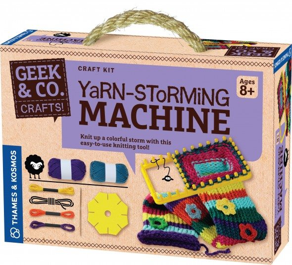 Yarn Storming Machine