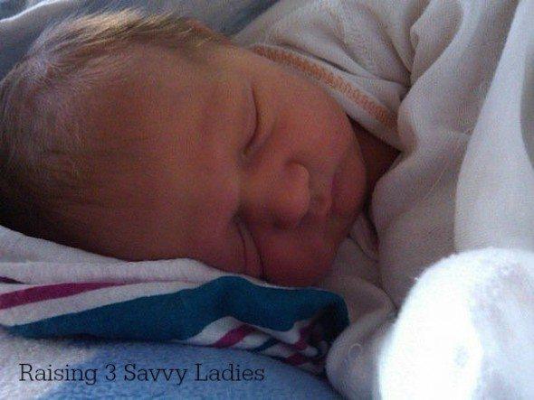 Dreft newborn baby