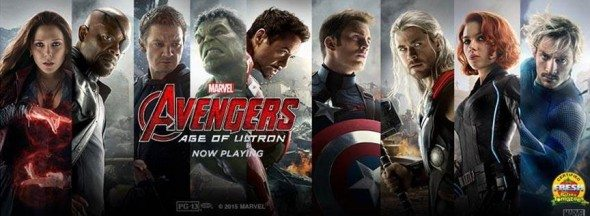 avengers characters