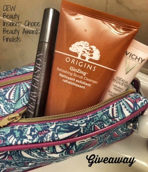 Beauty Insiders Choice Giveaway