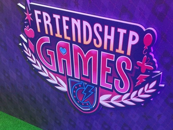 Friendship Games My Little Pony