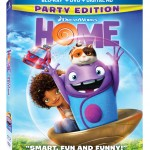 HOME Blu-Ray DVD