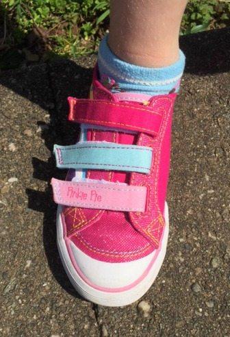 Pink My Little Pony Sneaker