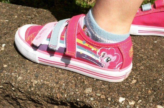 Pinkie Pie My little Pony sneakers