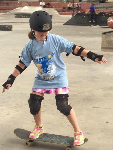 A Skateboarding vtech