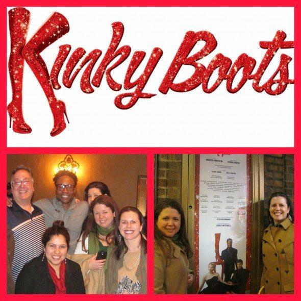 Billy Porter Kinky Boots