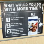#MoreMinutes GReat Clips Sign