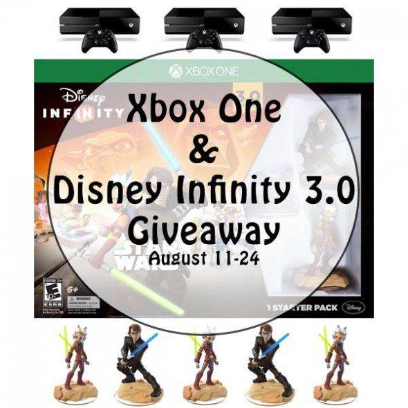 Disney Infinity 3.0 Giveaway