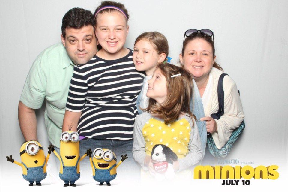 Gristina Family 2015