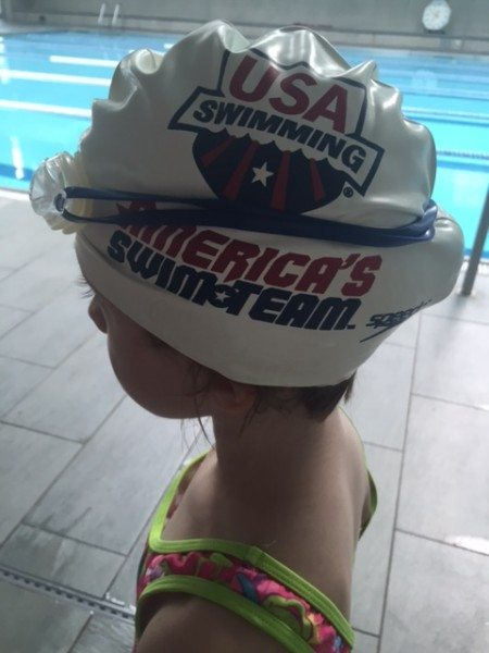 What My Girls are Learning about Swimming #FunnestSport