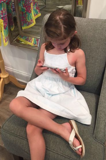a Primary Reversible Dress
