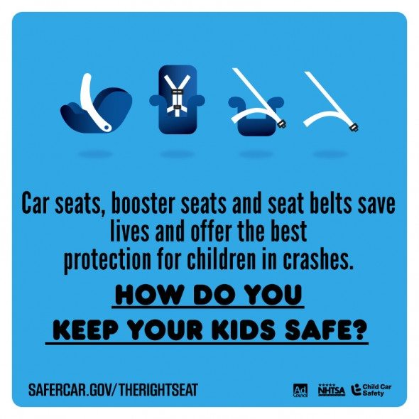 Keeping kids safe in cars