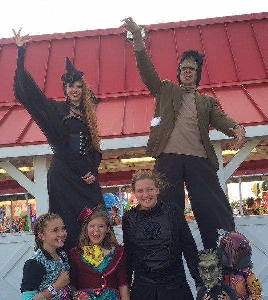 Jenkinsons Boardwalk Hot Halloween