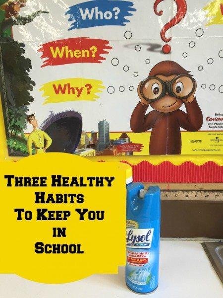 Lysol Healthy Habits