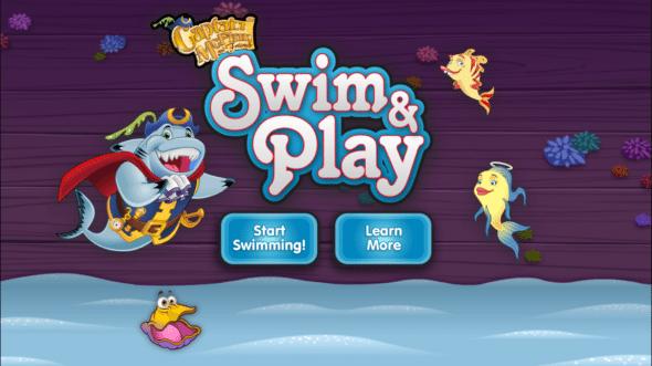 Captain McFinn Swim & Play App Review