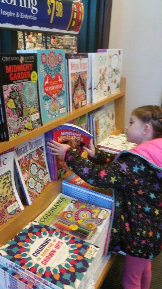 Coloring books Barnes Noble