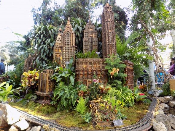 New York Botanical Garden Train Show Giveaway