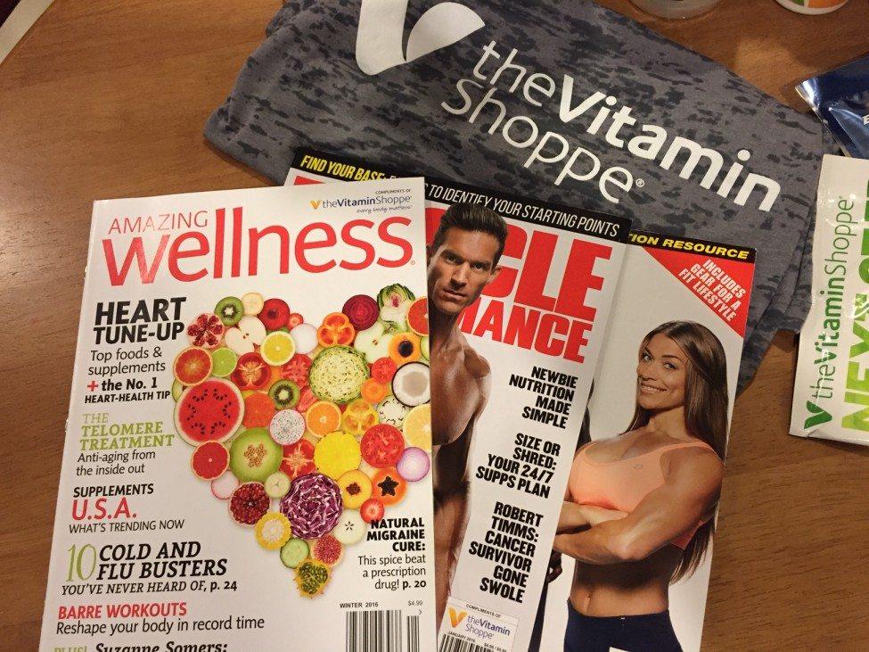 Vitamin Shoppe Magazine