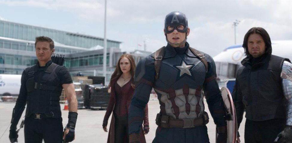 Marvel Civil War pic