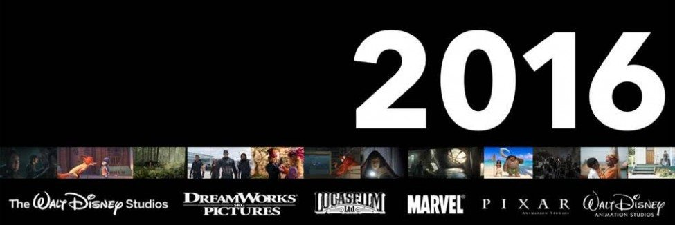 disney 2016 lineup