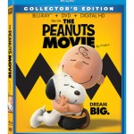 The Peanuts movie collectors edition