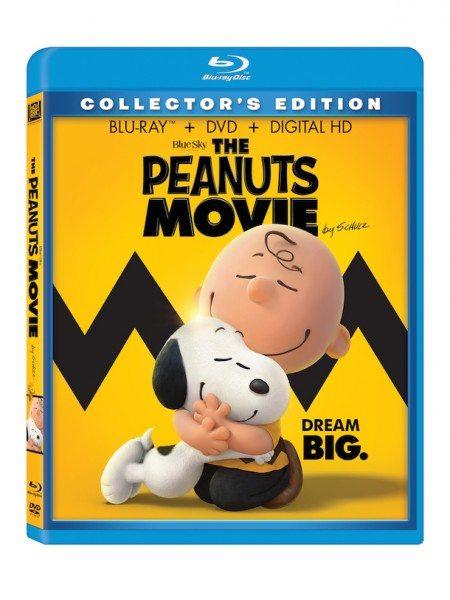 The Peanuts movie collectors edition
