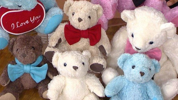 organic bears that give back