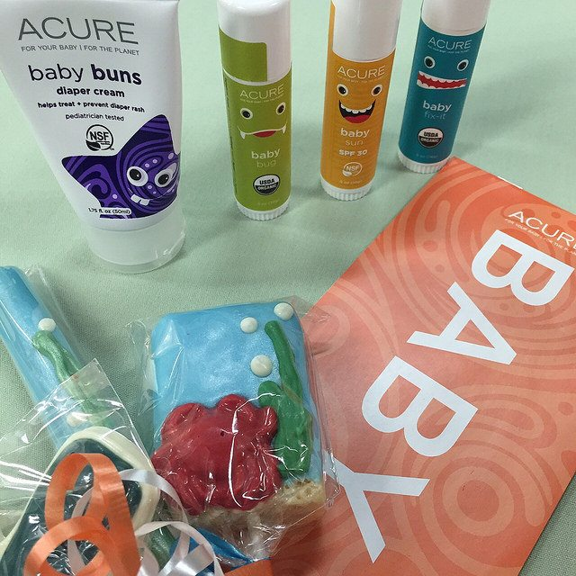 Acure Baby Products