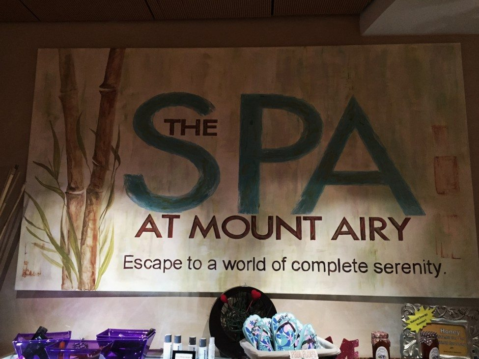 The Spa at Mount Airy