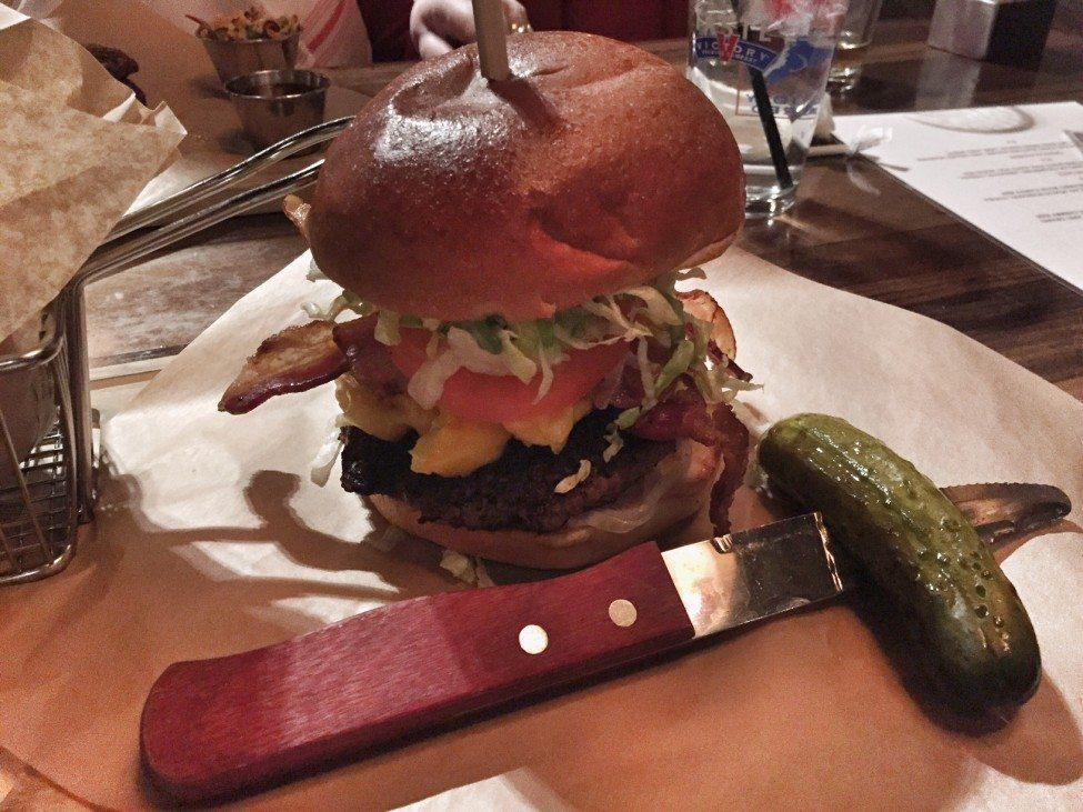 NYC Wine & Food Festival Burger Bash winner