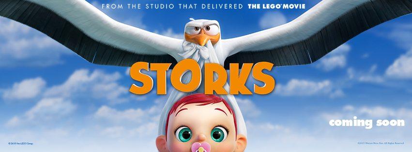 Storks-Banner