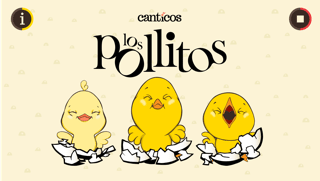 Los Pollitos Little Chickies