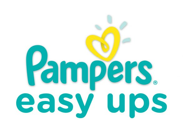Pampers Easy Ups Logo(1)