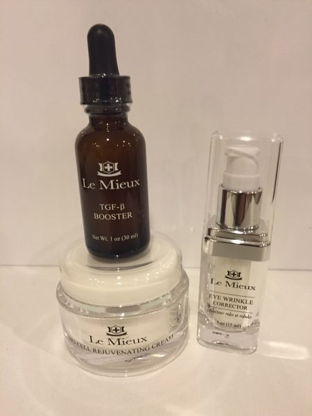Anti-aging products  Le Mieux