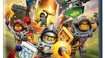 LEGO_NexoKnight DVD