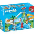 PLAYMOBIL Water Park with Slides (6669) BOX