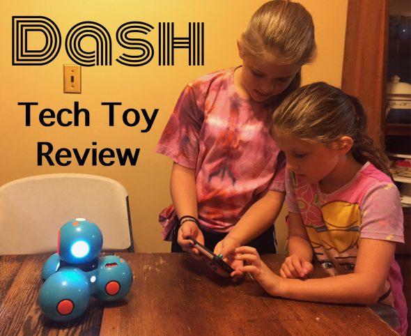Dash Tech Toy Review